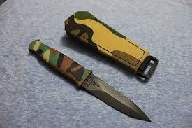 Guardian boot knife