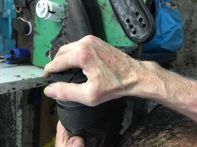 32a83fbb210 Hydrolyse probleem bij Outdoor schoenen - Bushcraft